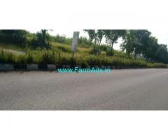 1.10 Acres Land for Sale in Yelawala Hunsur Highway,ITC Factory