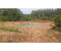 80 Cents Agriculture Land for Sale near Brahmavar