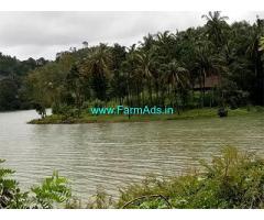 3.7 Acre Farm Land for Sale Near Banasura Sagar Dam