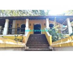 Portuguese house for sale at Ucassaim