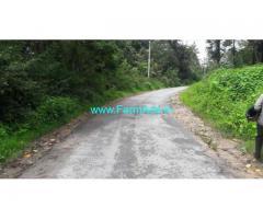 23.5 Gunta Land for Sale Near Chikkamgaluru