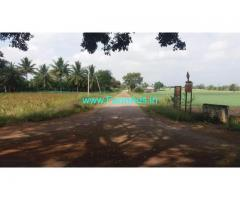 3 Acres 20 Guntas Agricultural Land for Sale Near Chamrajanagar