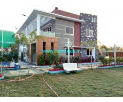 Farm house for sale at in Moinabad