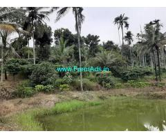 3 Acre Farm Land for Sale Near Mananthavady