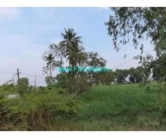 1.22 Acres Agriculture Land for Sale in Nidamanuru,Gannavaram Airport