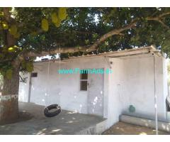 2 Acre Farm Land wtih house for Sale in Bogadhi Gaddige Road
