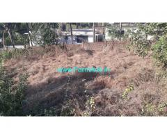 720 Sq mt Land for Sale at Nachinola