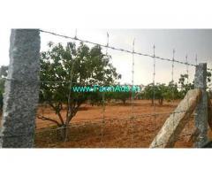 50 Acre Farm Land for Sale Near Penukonda