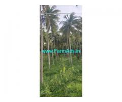 5 Acres agriculture land for sale near ORR Thichy