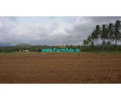 5 Acres Agriculture Plain Land For Sale In Nanjangud road