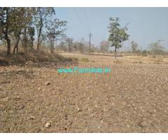 75 Gunta Agriculture Land for Sale Near Murbad