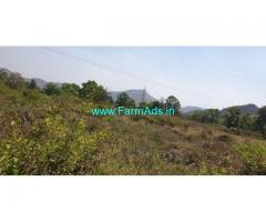 2.5 Acre Agriculture Land for Sale Near Karjat