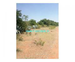 4.75 Acre Agriculture Land for Sale Near Denkanikottai