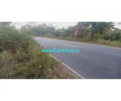 96 Cents Agriculture Land for Sale Near Thally