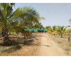 140 Acre Agriculture Land for Sale Near Penukonda