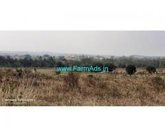 10 Acre Agriculture Land for Sale Near Denkanikottai