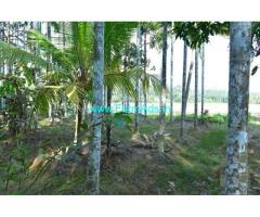 55 Cent Farm Land For Sale In Anjukunnu