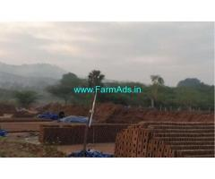 12 Guntas land for Sale near Iruvaram,Yadamuri bypass road