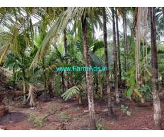 3.34 Acre Farm Land For Sale At Manipal