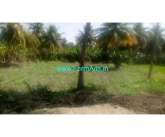 189 Cent Agriculture Patta Land For Sale In Vellore