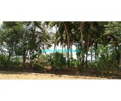7.76 Acres Agriculture land for Sale near Thanjavur,Kumbakonam Road