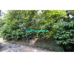 14 Cent Square plot for sale in Chittadi