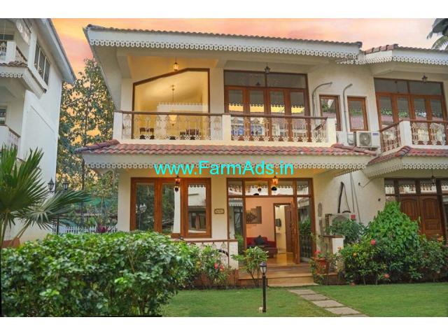 3 BHK Independent Villa for Long Lease Near Marna