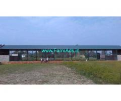 57 Cent Poultry And Farm Land For Rent or Sale In Senthamangalam