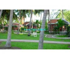 40 Acre cultivated coconut Farm with Farm House Sale in Pollachi