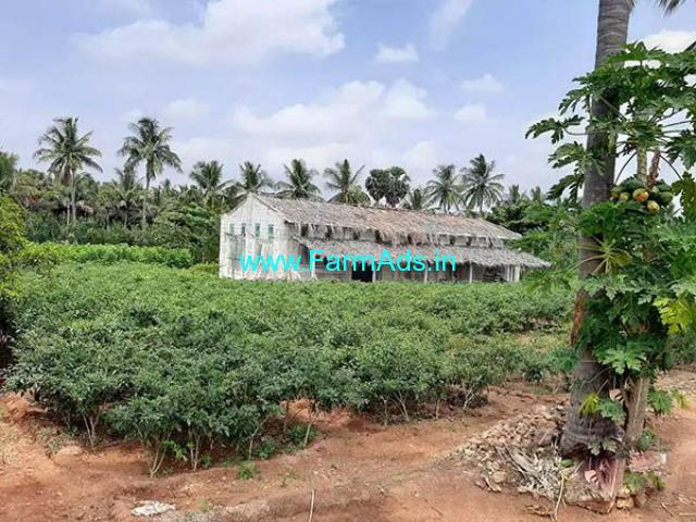 7 Acre Agriculture Land for Sale Near Gudimangalam