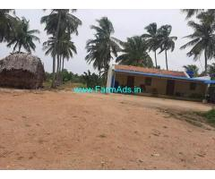 4 Acre Agriculture Land for Sale Near Gudimangalam