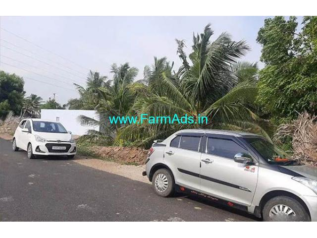 3.8 Acre Agriculture Land for Sale Near Naranapuram