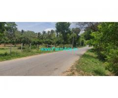 2 .06 Acres Agriculture Land For Sale In Ramanagara