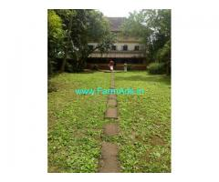 Traditional Nalukettu in 4.75 Acres Land for Sale at Palakkad