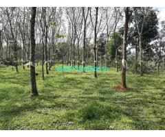 1.10 Acre Agriculture Land for Sale Near Kommayad