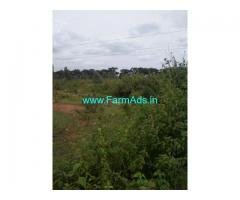 Two Acre farm land for sale at Tumkur. 100 MTRS from NH 206