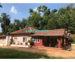 11 Acre Coffee Land for Sale Near Chikmagalur