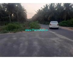 4.30 Acre Agriculture Land for Sale Near Kudimangalam