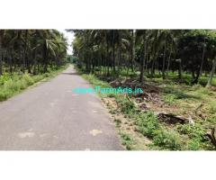 20 gunta Farm land for sale at Mysore. Farm house Suitable.