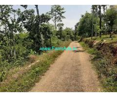 3.16 Acre Agriculture Land for Sale Near Mananthavady