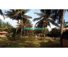 4 Acre Agriculture Land for Sale Near Mysore