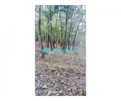 7.65 Acre Agriculture Land for Sale Near Curpem
