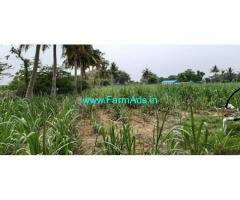 4 Acre Agriculture Land for Sale Near Kovilur