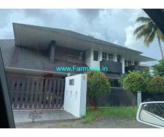 Water frontage House in 35 Cents Land for Sale in Kottayam