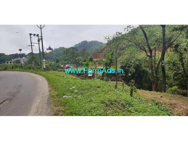 62 Cents Agriculture Land for Rent Near Wayanad