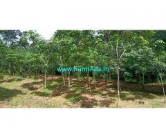 1 Acre Farm Land for Sale Near Kollam