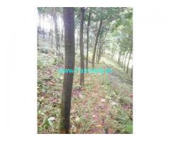 1.50 Acre Farm Land for Sale Near Kuttikkanam