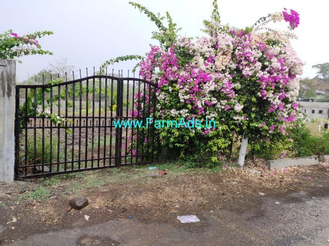 12 Guntha plot for Lease at Manas Lake,Paud Mulashi Road