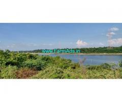 Mahi river front 40000 sq ft Farm Land for Sale Near Vasad