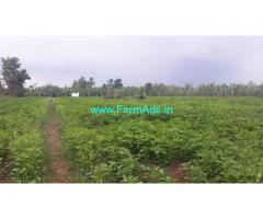 1.75 Acres Agriculture Land For Sale In Sathamangalam